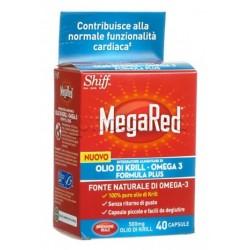 MegaRed Integratore con Olio di Krill per Benessere Cuore 40 capsule