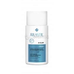 Rilastil D-Clar Crema Depigmentante e Uniformante Spf 50+ 50ml