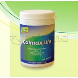 Natural Point Calmax Life Integratore per Ossa 180gr Polvere