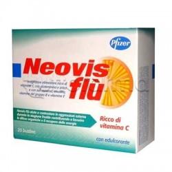 Neovis Flu Integratore per Difese Immunitarie 20 Bustine