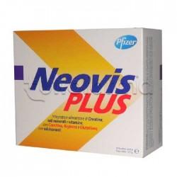 Neovis Plus Integratore Energetico 20 Bustine