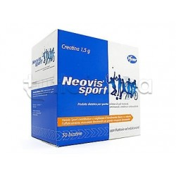 Neovis Sport Integratore Energetico per Sportivi 30 Bustine