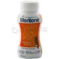 Nestlè Meritene Protein Drink Per Nutrizione ed Energia 200 ml Gusto Cioccolato