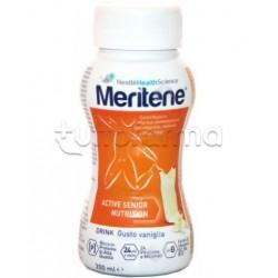Nestlè Meritene Protein Drink Per Nutrizione ed Energia 200 ml Gusto Vaniglia