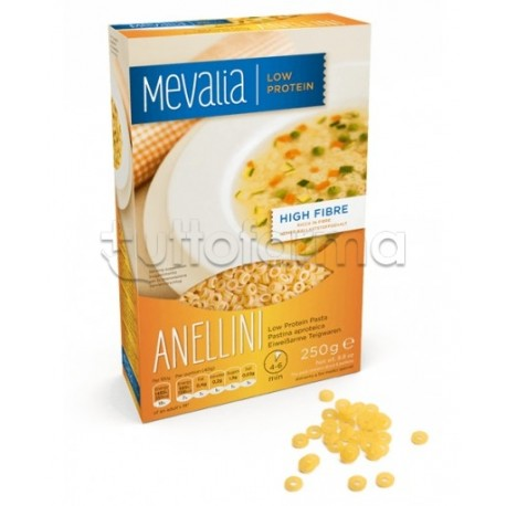 Mevalia Pasta Aproteica Anellini 250g