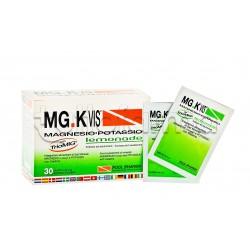 Mgk Vis Lemonade Integratore Magnesio e Potassio 30 Bustine gusto Limone