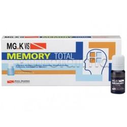 Mgk Vis Memory Total Integratore per Memoria e Studio 7 Flaconi 10ml