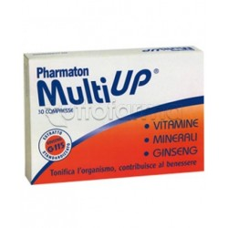 Multi-Up Integratore Energetico con Vitamine Minerali e Ginseng 30 Compresse