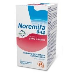 Noremifa Sciroppo contro Reflusso nei Bambini 0-12 200 ml
