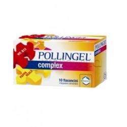 Pollingel Integratore Ricostituente con Pappa Reale 10 Flaconcini