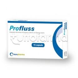 Profluss Integratore per Vie Urinarie e Prostata 15 Capsule