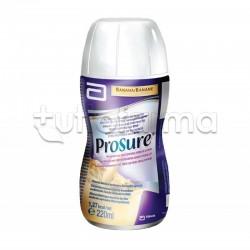 Prosure Integratore Proteine Ipercalorico 220 ml Gusto Banana
