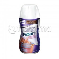 Prosure Integratore Iperproteico 220 ml Gusto Cioccolato