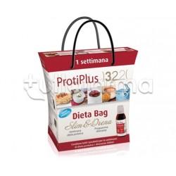 Protiplus Dieta Bag Slim & Drena Trattamento Dimagrante