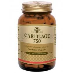 Solgar Cartilage 750 Integratore per Cartilagini e Articolazioni 45 Compresse