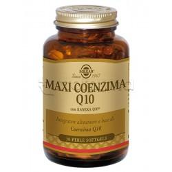 Solgar Maxi Coenzima Q10 Integratore Antiossidante 30 Perle