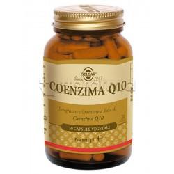 Solgar Coenzima Q10 Integratore Antiossidante 30 Capsule