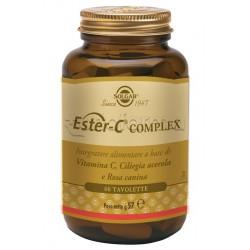 Solgar Ester C Complex Integratore per Sistema Immunitario 60 Tavolette