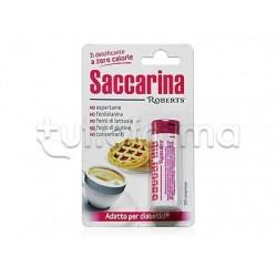Roberts Saccarina Dolcificante Senza Zucchero 100 Compresse
