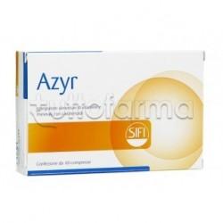 Sifi Azyr Integratore per Vista e Benessere Occhi 20 Compresse