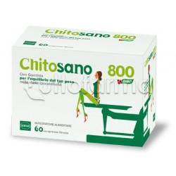 Sirc Chitosano 800 Integratore Dimagrante 60 Compresse