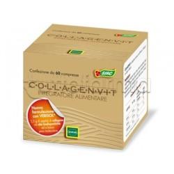 Sofar Collagenvit Integratore Collagene per Pelle e Articolazioni 60 Compresse