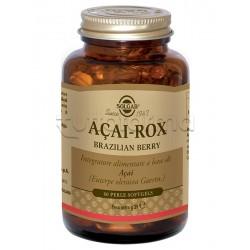 Solgar Acai-Rox Brazilian Berry Integratore Antiossidante 60 Perle