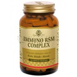 Solgar Immuno Rsm Complex Integratore per Difese Immunitarie 50 Capsule