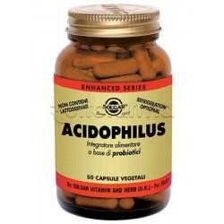Solgar Lactobacillus Acidophilus LA-5 Fermenti Lattici 50 Capsule