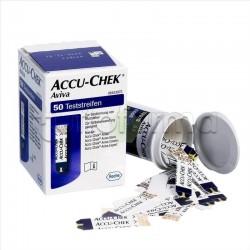 Accu-Chek Aviva 50 Strisce Misurazione Glicemia