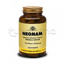 Solgar NeoMam Integratore per Gravidanza 120 Tavolette