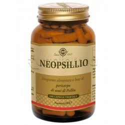 Solgar Neopsillio Integratore per Regolarità Intestinale e Stitichezza 200 Capsule