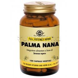 Solgar Palma Nana Integratore per Vie Urinarie 100 Capsule