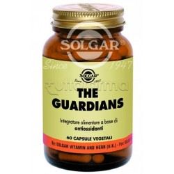 Solgar The Guardians Advance Antioxidant Integratore Antiossidante 60 Capsule