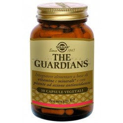 Solgar The Guardians Advanced Antioxidant Integratore Antiossidante 30 Capsule