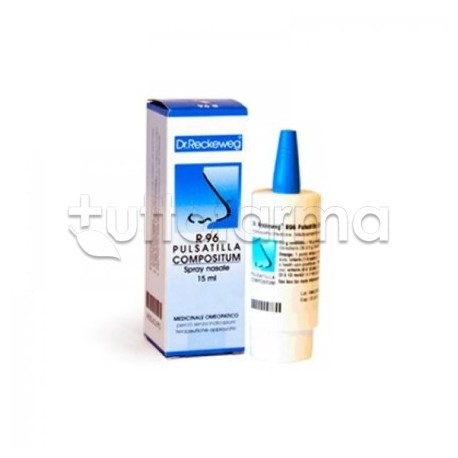 Dr. Reckeweg R96 Spray Nasale Omeopatico 15ml