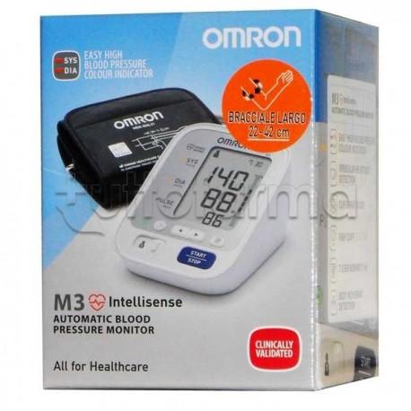 Corman omron m3 misuratore di pressione automatico da braccio - Kit misuratore di pressione e portata idranti prezzo ...