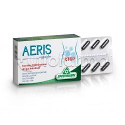 Specchiasol Aeris Integratore per Gonfiore e Gas Intestinali 30 Capsule