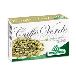 Specchiasol Caffè Verde Integratore Antiossidante e Dimagrante 30 Capsule