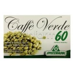 Specchiasol Caffè Verde Integratore Antiossidante e Dimagrante 60 Capsule