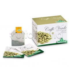 Specchiasol Caffè Verde 20 Filtri per Tisana