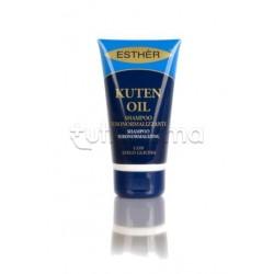Esther Kuten Oil Shampoo Sebonormalizzante 150 ml