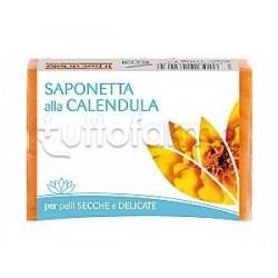 Fior Di Loto Sapone Alla Calendula Saponetta Biologica 100g