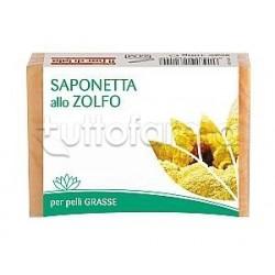 Fior Di Loto Sapone Allo Zolfo Saponetta Biologica 100g