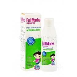 Full Marks Shampoo Post Trattamento Antipidocchi 150 ml