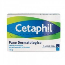 Galderma Cetaphil Pane Dermatologico Detergente 125 Gr