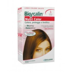 Giuliani Bioscalin Nutricolor Tinta per Capelli New 6.0 Biondo Scuro