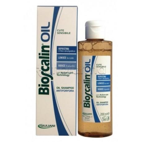 Giuliani Bioscalin Oil Shampoo Antiforfora 200 ml