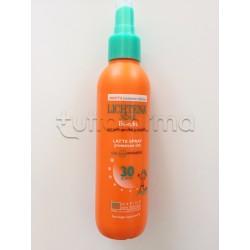 Giuliani Lichtena Bimbi Latte Solare Spray Protezione Alta SPF 30 200ml