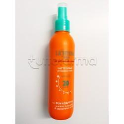 Giuliani Lichtena Sole Latte Spray Nebulizzatore SPF 20 200 ml